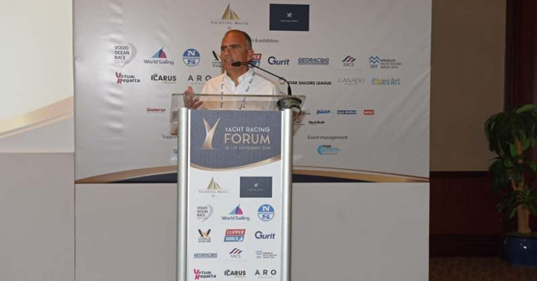 Yacht Racing Forum 2016 - Malta Peter Valentino - Yachting Events