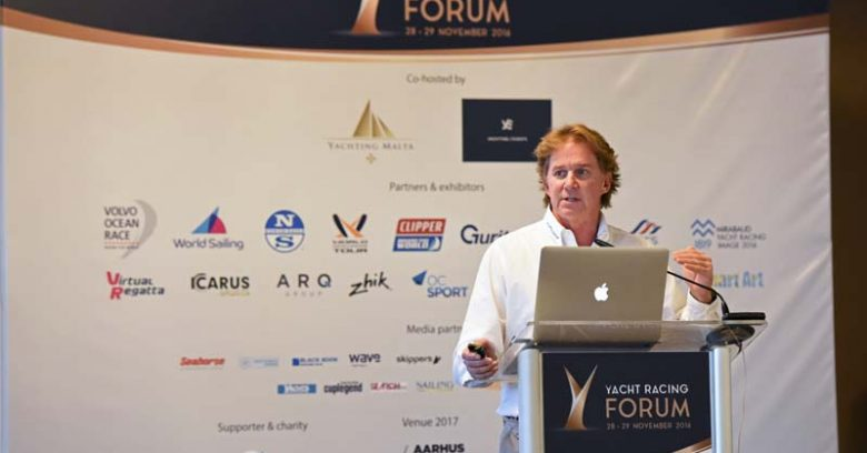 Yacht Racing Forum 2016 - Malta - 29 November