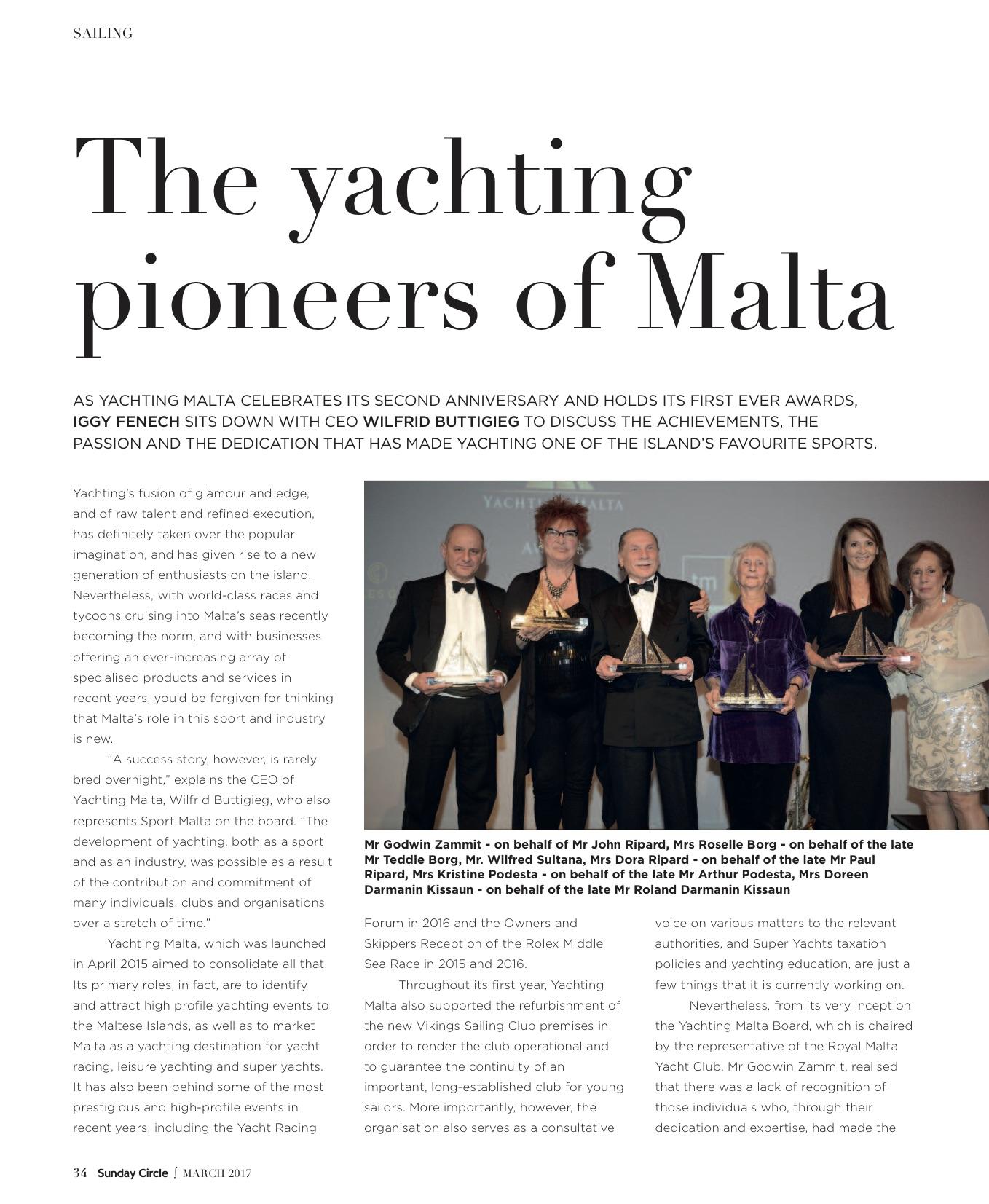 Yachting Malta - 1